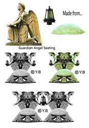 Guardian Angel Seating 1 by Salem1960