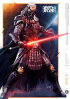 Star Wars: The Chosen One by ShingYong84