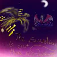 The gaurdian of wasp by AngelCnderDream14