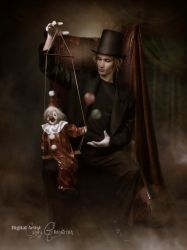 Puppet Master by CindysArt