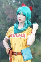Dragon Ball - Bulma VI by MeganCoffey