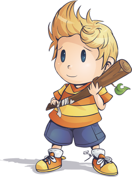Lucas by Lady-of-Link