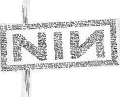 Nine Inch Nails Logo by PatriciaG