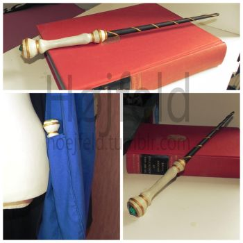 Harry Potter wand by Hoejfeld