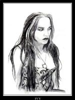 Mad Goth Woman by gothicpoizonivy