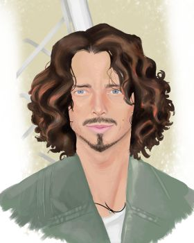 Chriscornell by Cat-On-The-Moon