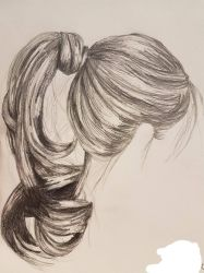 Hair study by Euclaser