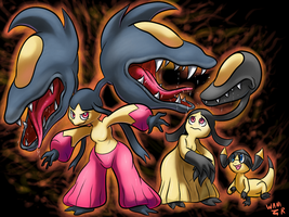 Mawile Evolution