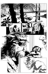 Inking Sample Part 2 by carruthers