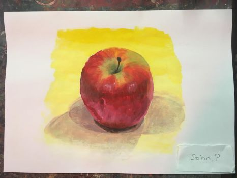 Apple by Snazz84