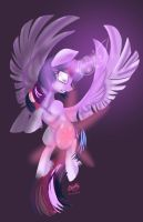 MLP Twilight Sparkle by moondaneka