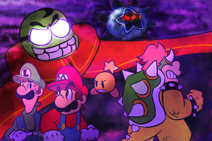 Mario and Luigi Bowser's Inside Story by Greatmystic
