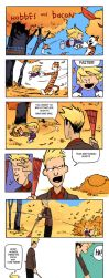 Hobbes and Bacon 2 by Phill-Art