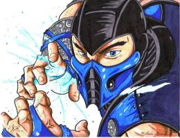 mk9 subzero by trunks24