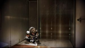 Mass Effect 3 Grunt Dreamscene by droot1986
