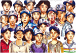 Clementine The Walking Dead Drawing by becksbeck