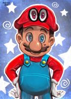 Mario Odyssey by MAD-Ina