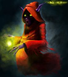 Orko [Masters of the Universe] by flavioluccisano