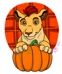Fall Kion by fuzzlekitty