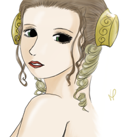 Beautiful Queen in Color by Kaiserglanz