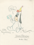 Droopy Birthday by tymime
