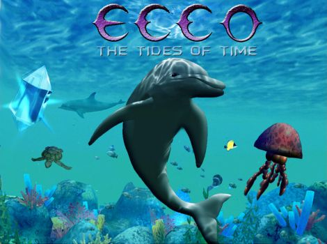 Ecco The Dolphin -The Tides Of Time- by ThiagoSNP