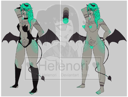 Succubus Adopt - [Might Keep! / Open] by Helenori