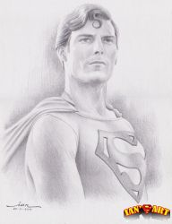 CHRISTOPHER REEVE by Ianrialdi