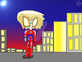 Ultraman Yoshiki New Version by AnimeArtist154ever