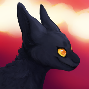 Little Shadow by Caracal-Caracal