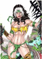 Rogue Savage by Medsonlima