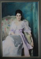 'Lady Agnew' after JS Sargent by highlandheart1968