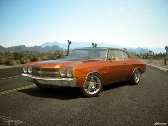 Chevelle ss 7 by cipriany