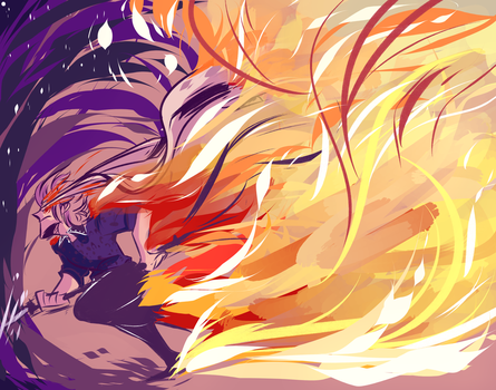 Ignis: Fire by eclipsesong
