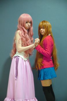 We are tsundere !? by Tenshi-samah