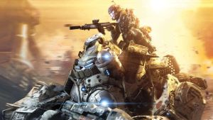 Titanfall Xbox Official Magazine Cover by vgwallpapers