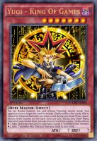 Yugi - King Of Games (Fanmade card) by HolyCrapWhiteDragon
