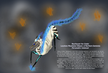 Noctilucent Cinder Semi-ref by Enaxn
