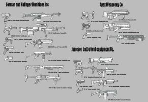 Outlander Weaponry 1 by weaponry-guild