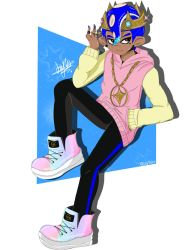 In game Octo: Pearl's outfit by Jay-Huggzz