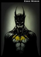 Batman Symbiote by Edge-Works