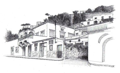 Capri - without people by Tilnaor