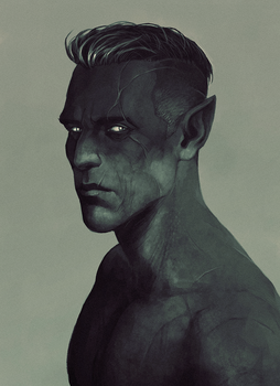 Critical Role: Fjord by coupleofkooks