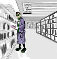 The Green Lantern Abides pt 2 by ScruffyScribbler