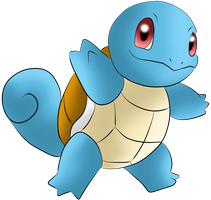 #007 Squirtle by Icedragon300