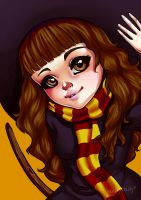 The Brightest Witch by MadModesty