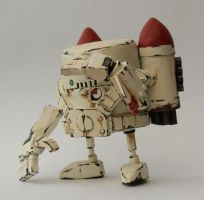MCM Show Special White Tribe Airbot by SpaceCowSmith