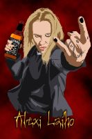 Alexi Laiho by acidic055