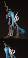 Queen Chrysalis - Spin by frozenpyro71
