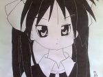 Kagami (Lucky Star) by Nick-D-Arctur